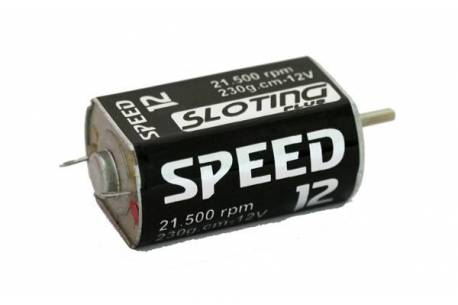 Motor Speed 12 Black Point