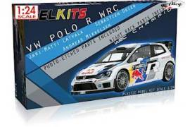 Kit 1/24 Volkswagen Polo WRC