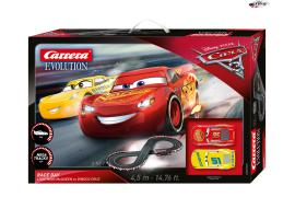 Circuito Cars 3- Carrera Evolution 1/32