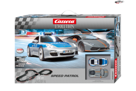 Carrera Evolution Speed Patrol 1/32 Circuit