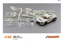 LMS GT3 White Racing Kit