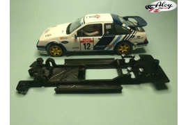 Chasis lineal black Ford Sierra RS SCX