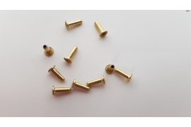 Eyelets for motor wire 1,55 mm.
