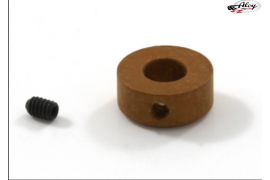 Stopper for In-line gears for 5.5 mm pinions.