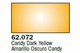 Amarillo Oscuro Transparente / VALLEJO PREMIUM