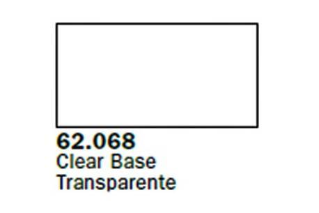 Clear base / VALLEJO PREMIUM