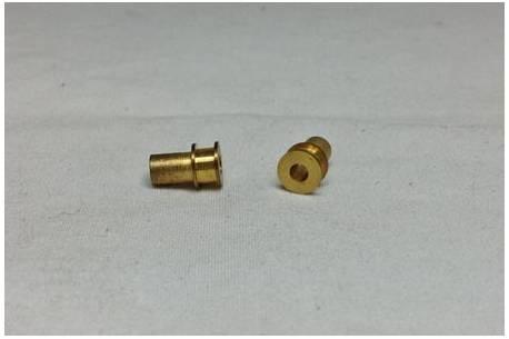 Rodamientos  largos para eje de 2.40 mm