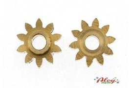 Sprocket 10 teeth 6.5 mm
