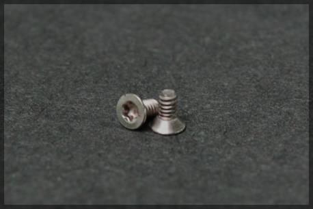 Titanium Screw M1, 6 T5 Crown
