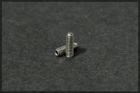 Allen M2X6 screws steel - net price