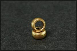 Self-lubricating bronze spherical bearing
