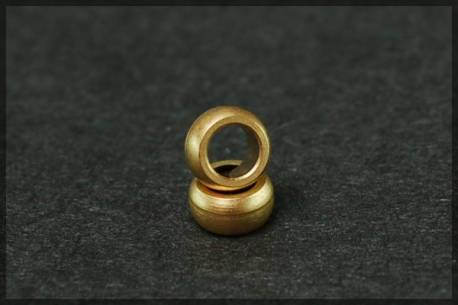Self-lubricating bronze spherical bearing