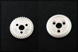 Gear Crown conical 37z