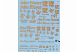 Calca John Player Special  1/43, 1/32, 1/24