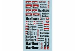 Decal Marlboro 1/24