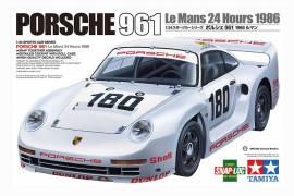 PORSCHE 961 - LE MANS 1986