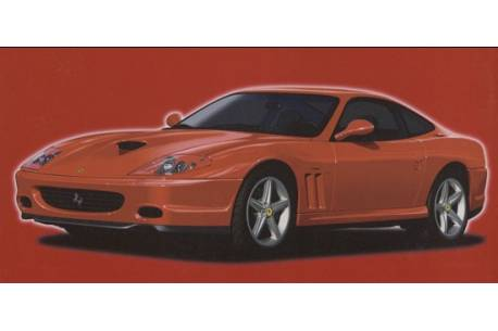 Kit 1/24 Ferrari 575 Maranello