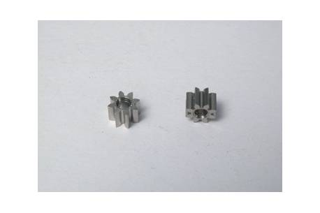 Pinion 8 tooth steel