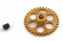 Crown 34 d Sidewinder - diameter 17.5 mm Lightweight aluminium