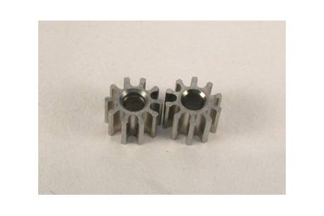 Pinion steel 10 teeth in line