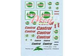 Calca Castrol 1/43