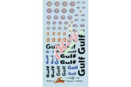 Calca Gulf 1/43