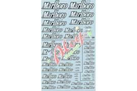 Calca virages Marlboro 2007 - 1/24-1/32 -1/43