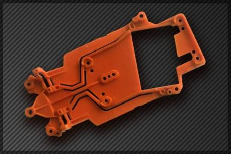 Chassis AM DBR9 AW p / pivoting Guide