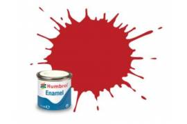 Boat paint Matt Scarlett 14 ml. (60)