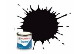 Pot Black metallic 14 ml. (201)
