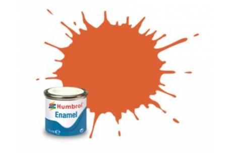 Bote pintura Orange lining Matt 14ml (82)