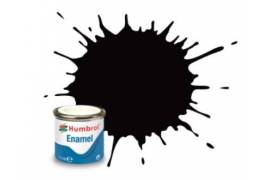 Boat painting Coal Black Satin 14ml (85)