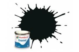 Pot Black Green Matt paint 14ml (92)
