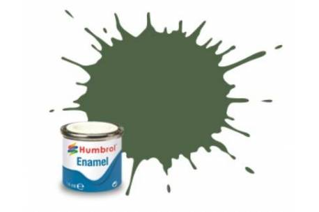 Boat US Light Green Matt paint 14ml (117)