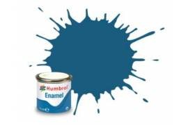Boat painting Azure Blue Matt 14ml (157)