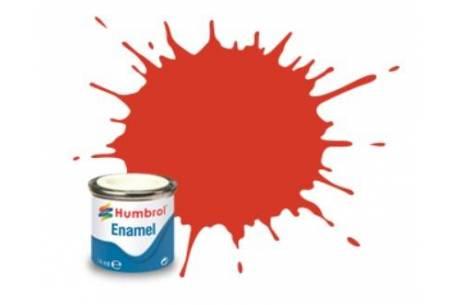 Bote pintura  Signal Red Satin  14ml (174)