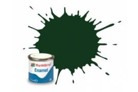 Boat paint Dark Green Satin 14ml (195)