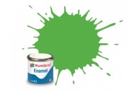 Boat paint Fluorescent Signal Green Gloss 14ml (208)