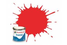 Boat paint Fluorescent Fire Orange Gloss14ml (209)