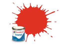 Boat painting Red Clear 14ml (1321)