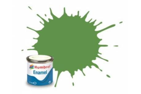Boat painting Green Clear 14ml (1325)