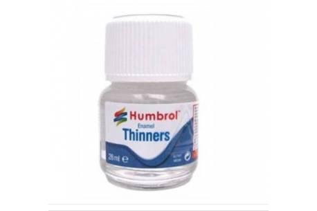 bottle Enamel Thinners 28 ml.