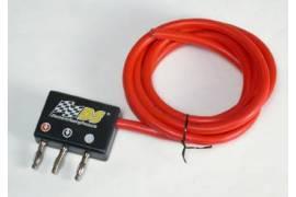 Conector compacto con cable