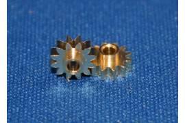 Piñon 12 dientes - 7.5 mm