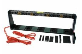 Puente Sensor Infrarrojos para 4 carriles