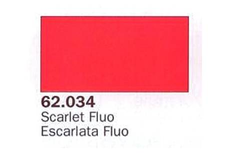 Fluorescent Scarlet / VALLEJO PREMIUM