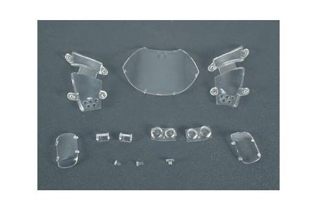 Cutting crystals Lancia LC2