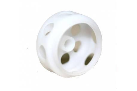 Universal plastic rim  14.5x8 mm