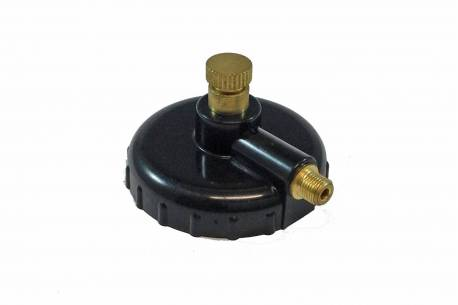Valvula para bombona gas