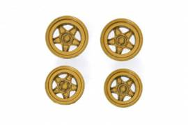 Hubcaps 512 BB Gold